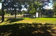 Paving of Deering Oaks Pond Delayed