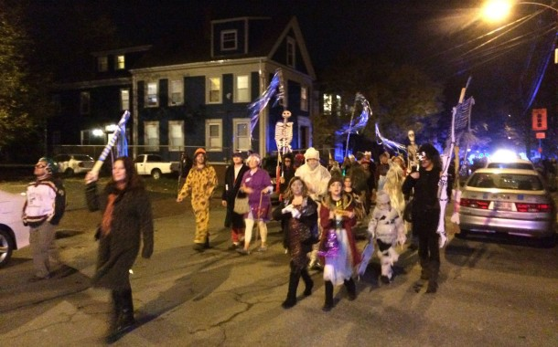 Halloween Parade 2014 Photos