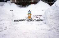 VOLUNTEER TO SHOVEL SNOW