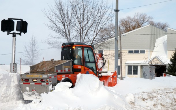 Rosanne's Winter Sidewalk Report suggests updates to city code