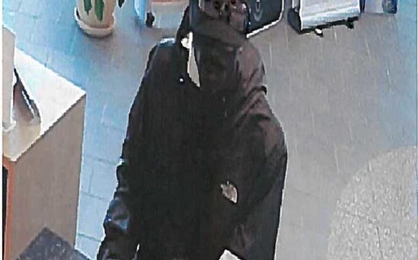 Bank Robbery at University Credit Union