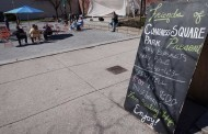 Congress Square Park: Derelict Space to Summer Hot Spot