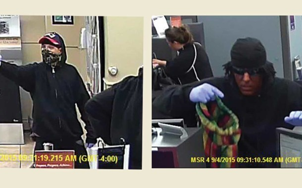 POLICE BEAT: Armed Bank Robbery at University Credit Union