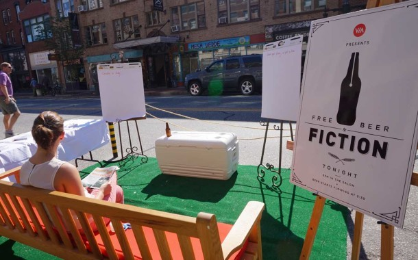 Metered Spots Turn into Parks for PARK(ing) Day 2015