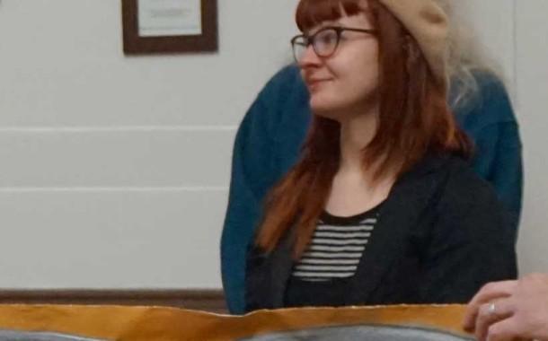 Holly Seeliger Talks School Board