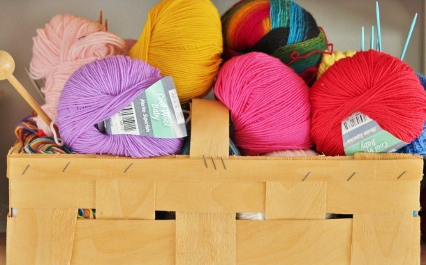 Chase the Chill: Knit to Help Veterans