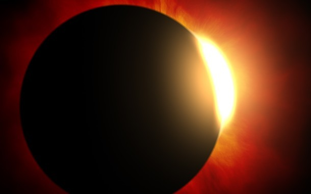 Solar Eclipse Erupts into Our Lives