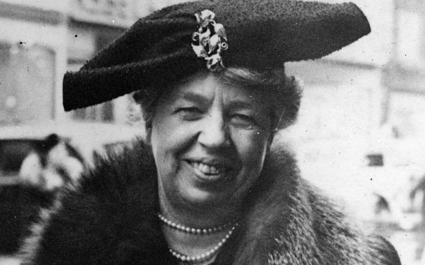 Anna Eleanor Roosevelt on Values and Service
