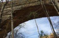 Spring Camping at Kentucky's Natural Bridge State Resort