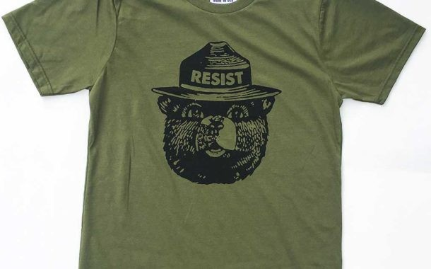 Resistance, Free Speech and a T-shirt Company from Portland