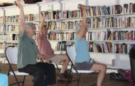 Reiche Community: A.M. Exercise, Monday Evenings Out & More