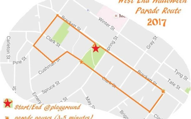 West End Halloween Parade 2017 - All the Info You Need to Get Your Parade On!