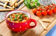 Wellness Bowl, by Bowl - Feat. A Healthy Minestrone Soup Recipe