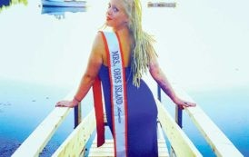 Whitley Marshall Competes for Mrs. Maine