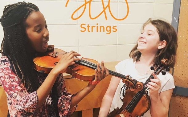 240 Strings - WEN December Featured Nonprofit