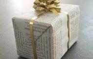Zero-Waste Gift Wrapping - Bright Ideas No. 6