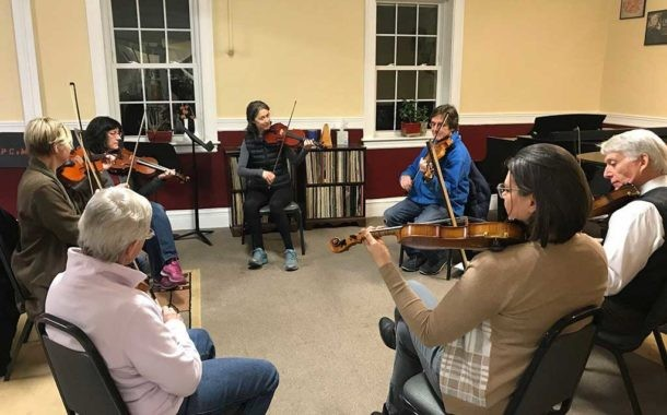 Surviving the Pandemic at the Portland Conservatory of Music