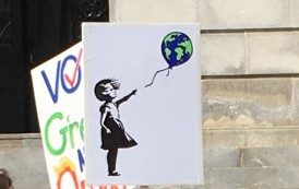 Citizens' Climate Lobby and effective climate communication will help combat your climate despair