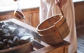 Sauna Use Decreases Heart Attacks