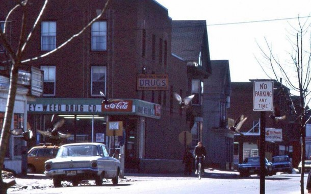The Rise and Fall of the Pine Street Theatre