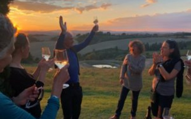 Exploring the Val d'Orcia on Foot with Nancy Dorrans