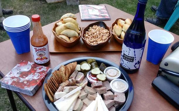 Rethinking Food and Wine: Starting with Unusual Sake Pairings