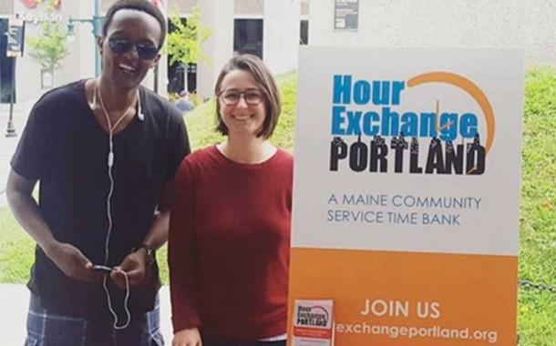 Hour Exchange: Spending Time in Portland
