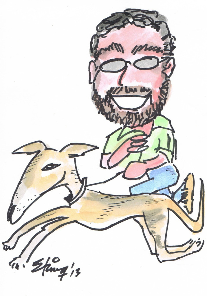 West End News - Local Print News - Tony Zeli, Owner. Cartoon by Ed King '13
