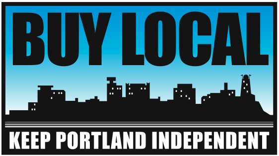 Portland Buy Local Logo