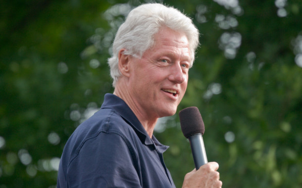 Bill Clinton to Come to Portland for Michaud Rally