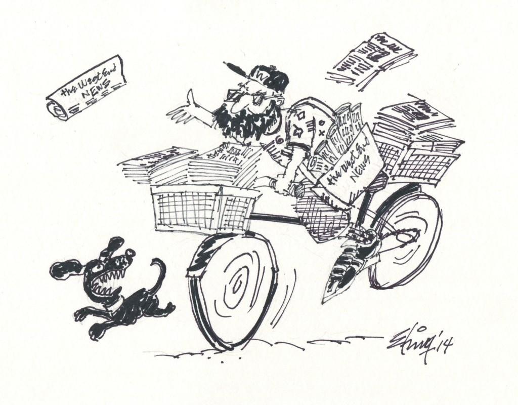 WEN Bike Delivery