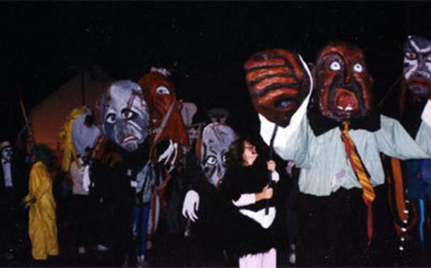 Halloween Parade Back On