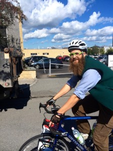 Platts Biking for Climate