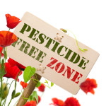 West End News: Strong Pesticide ordinance - Pesticides Free Zone sign