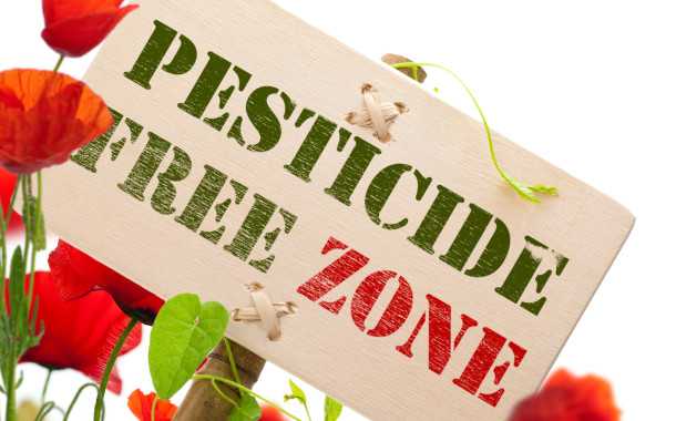 Group Seeks to Ban Pesticides