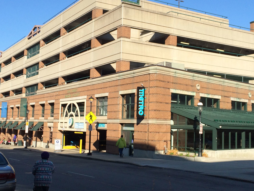 West End News: Metro Bus News: Office Downtown