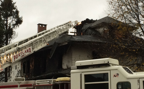 5 FATALITIES IN FIRE, ONE STILL IN CRITICAL CONDITION