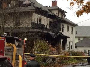 Noyes Street Fire