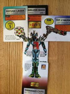 PBL-ROBOTS-Robot