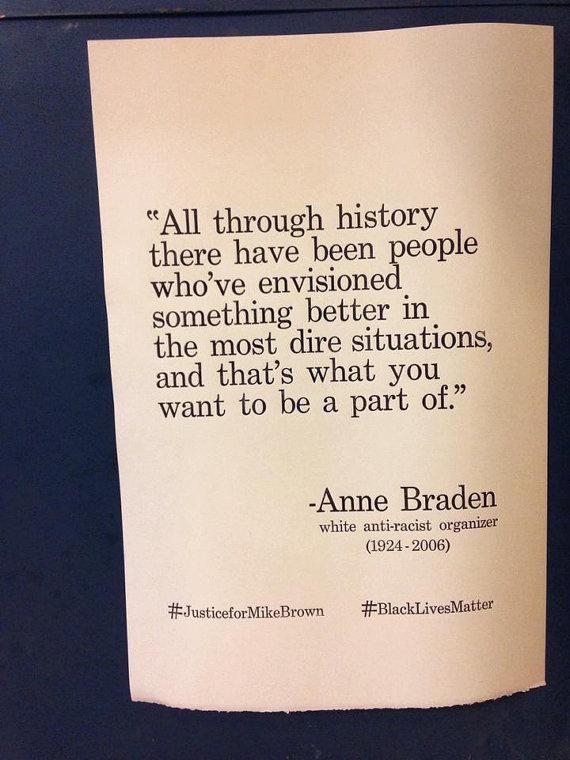 Nicole Em's Poster for Ferguson