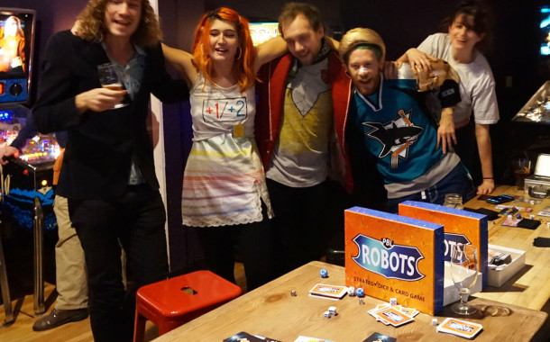 West End Artists Raise $20k To Produce Robot Game