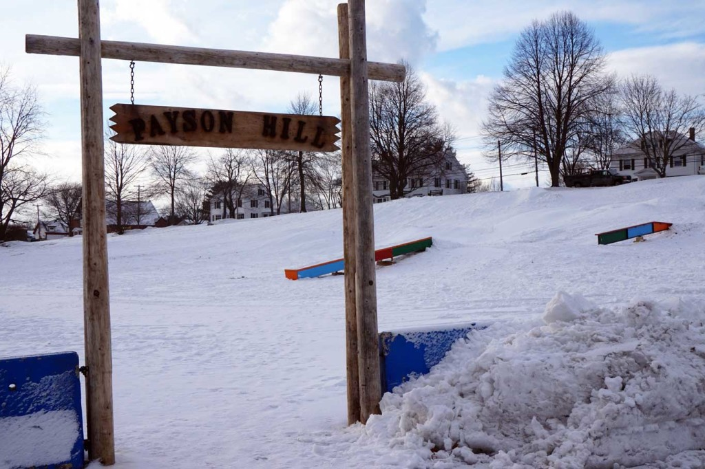 West End News - Outdoor Exercise - Terrain park at Payson Park