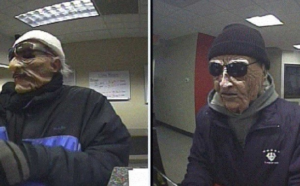 Robbers Hit Two Key Banks in 15 Minutes