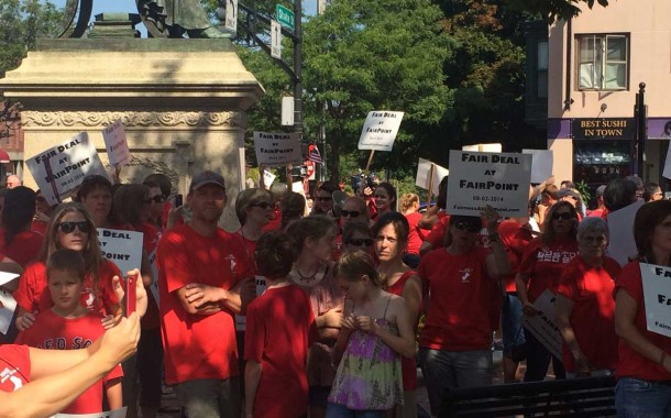Fairpoint, Unions Reach Tentative Agreements
