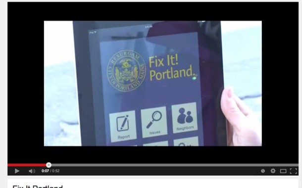 City Launches Mobile App for Reporting Problems
