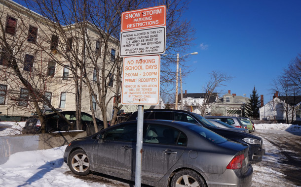 Additional Parking Restrictions for Snow Removal