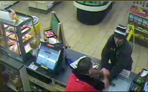 East End 7-Eleven Robbed