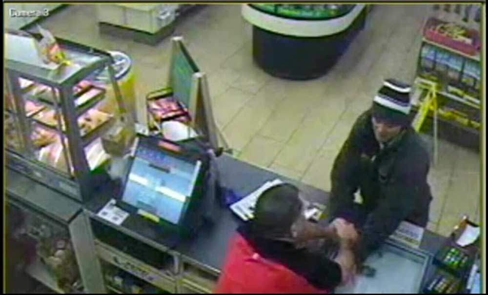 7eleven robber