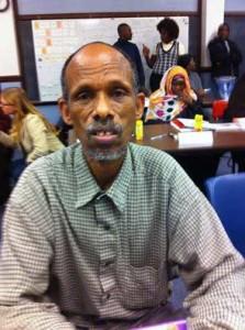 Abdi Omar, Somalia