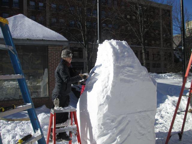 West End News - Congress Square Redesign - Friends of Congress Square Park Snow Phoenix